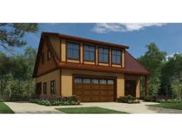 Garage With Apartments by Garages With Apartment Floor Plans At Eplans Garage Apartments