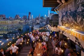 100 Tribeca Roof Hotel Hugos Rooftop Bar Azul In NY By Stonehill