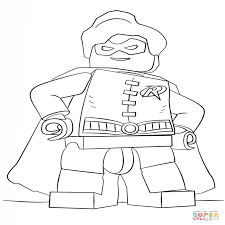 Best Dibujos Para Colorear Lego Super Heroes Image Collection