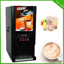 Online Shop Free Shipping Asian 3 In 1 Hot And Cold Coffee Drinkings Instant Vending Machine Milk
