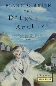 The Dalkey Archive By Flann OBrien