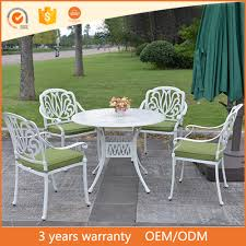 Sun Fun Furniture 5pcs With Table And Chairs Cast Aluminum Outdoor For  Garden - Buy Sun Fun Furniture,Cast Aluminum Outdoor Furniture,Furniture  Garden ... Outdoor Chairs Set Of 2 Black Cast Alinum Patio Ding Swivel Arm Chair New Elisabeth Cast Alinum Outdoor Patio 9pc Set 8ding Details About Oakland Living Victoria Aged Marumi In 2019 Armchair Cologne Set Gold Palm Tree Outdoor Chairs Theradmmycom Allinum Fniture A Guide Alinium Rst Brands Astoria Club With Lawn Garden Stools Bar Modway