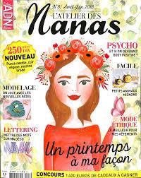 Abonnement ADN Latelier Des Nanas Abonnement Magazine Par Toutabocom