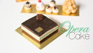 Opera Cake French Pastries & Desserts Episode 2 Polymer Clay