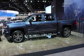 100 Chevy Special Edition Trucks Silverado Photo Gallery At Chicago Auto Show