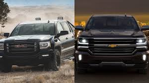 2016 GMC Sierra All Terrain X Vs 2016 Chevrolet Silverado - YouTube Gmc Comparison 2018 Sierra Vs Silverado Medlin Buick 2017 Hd First Drive Its Got A Ton Of Torque But Thats Chevrolet 1500 Double Cab Ltz 2015 Chevy Vs Gmc Trucks Carviewsandreleasedatecom New If You Have Your Own Good Photos 4wd Regular Long Box Sle At Banks Compare Ram Ford F150 Near Lift Or Level Trucksuv The Right Way Readylift 2014 Pickups Recalled For Cylinderdeacvation Issue 19992006 Silveradogmc Bedsides 55 Bed 6 Bulge And Slap Hood Scoops On Heavy Duty Trucks