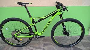 F S Excellent 2017 Cannondale Scalpel Si Carbon 3 $4 390 Mtbr