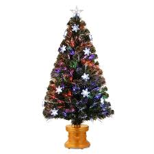 4 Ft Pre Lit Christmas Tree by Shop National 4 Ft Pre Lit Full Rightside Up Artificial Christmas