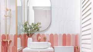 make the most out of your small bathroom bricks mortar