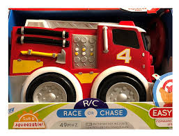Cheapees | Rakuten: Kid Galaxy R/C Race Or Chase Soft & Squeezable ... Lot 246 Vintage Remote Control Fire Truck Akiba Antiques Kid Galaxy My First Rc Toddler Toy Red Helicopter Car Rechargeable Emergency Amazoncom Double E 4 Wheel Drive 10 Channel Paw Patrol Marshal Ride On Myer Online China Fire Truck Remote Controlled Nyfd Snorkel Unit 20 Jumbo Rescue Engine Ladder Is Great Fun Super Sale Squeezable Toysrus