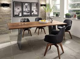 esstisch mit stühlen dansk design massivholzmöbel