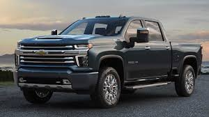100 Chevy Pickup Truck Models Silverado HD Saves Face With High Country Trim