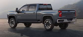 100 Chevrolet Diesel Trucks 2020 Silverado HD Teased With First Images And
