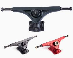 Bear Kodiak Forged Trucks Black - Original Skateboards