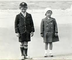 1910 To 1919 Kids Fashion