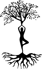 Yoga Tree Icons PNG