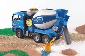100 Bruder Cement Truck MAN TGA Mixer 02744 Toot Toot Toys