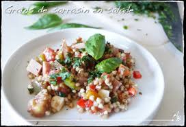 cuisiner les graines de sarrasin grains de sarrasin en salade et comment cuire le sarrasin décortiqué