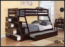 queen bunk bed with trundle finelymade furniture