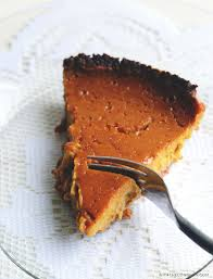 Epicurious Pumpkin Pie by Dairy Free Pumpkin Pie