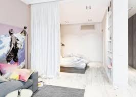schlafzimmer im wohnzimmer einrichtungsvorschläge