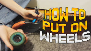 How To Put On Longboard Or Skateboard Wheels By LongboardEra - YouTube How To Clean Skateboard Longboard Wheels And Trucks Fitfelix1 187mm Gullwing 10 Siwinder Ii Raw Truck Tiny Skateboard Skateboard Amino Put Together A 5 Steps With Pictures Cut Drop Through Mounts On 7 Gopro Mount Tips Tricks Youtube Amazoncom Ohderii Skate Skateboards 31 X 8 Cruiser Boardlight Put Or Trucks By Longboardera