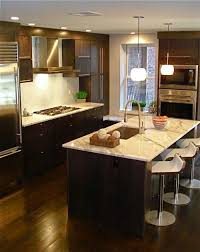 designing home thoughts on choosing dark kitchen cabinets
