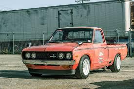100 Datsun Truck The Creation Of A Shop Truck The Work Of JDM Legends Luke