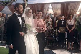 Emma Swans Wedding Dress On Once Upon A Time