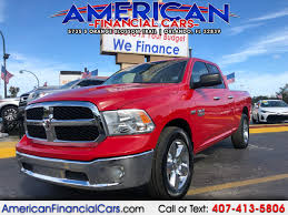 100 Truck Accessories Orlando Fl Buy Here Pay Here 2016 RAM 1500 For Sale In FL 32839