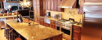 Amish Cabinet Makers Wisconsin by Roughing It In Style Give Your Home A Makeover With Rustic