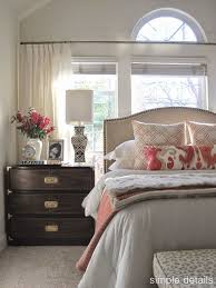 Coral Color Bedroom Accents by Best 25 Neutral Bedrooms With Pop Of Color Ideas On Pinterest