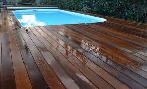 margelle piscine en bois rénovation piscine bordeaux