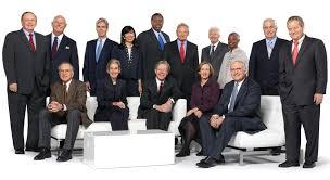 GE 2009 Annual Report Board Directors Risk Management Self