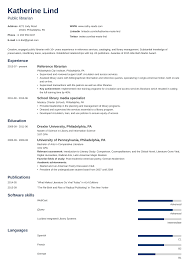 Librarian Resume: Sample & Complete Guide [20+ Examples] Librarian Resume Sample Complete Guide 20 Examples Library Assistant Samples And Templates Visualcv For Public Review Quinlisk Hiring Librarians 7 Library Assistant Resume Self Introduce Specialist Velvet Jobs Clerk Introduction Example Cover Letter Open Cover Letters Letter Genius Resumelibrary On Twitter Were Back From This Years Format Floatingcityorg Information Security Analyst And