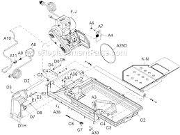 Mk Tile Saw Blades by Mk Diamond Mk 101 Pro Parts List And Diagram Ereplacementparts Com