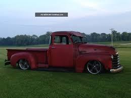 100 5 Window Truck 193 Chevrolet 3100 Pickup Rat Rod