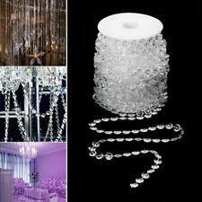 30m kristall perlen vorhang fadenvorhang wohnzimmer