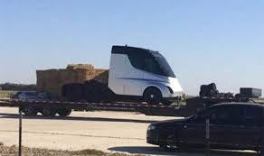 The Tesla Semi Truck Is Flexing So Hard On Elon Musk's Instagram ...