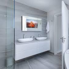 tv spiegel spiegel mit fernseher 32 zoll bildschirm