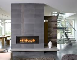 How To Put In A Gas Fireplace by Best 25 Contemporary Gas Fireplace Ideas On Pinterest