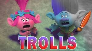 Trolls Movie Poppy Branch Coloring Book Pages Video For Kids