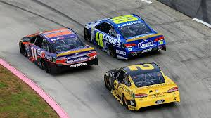 Denny Hamlin Calls Out Jimmie Johnson After Contact At Martinsville ... Bobby Labonte 2005 Chevy Silverado Truck Martinsville Win Raced Trucks Gallery Now Up Bryan Silas Falls Out Of 2014 Nascar Camping Kyle Busch Wins Martinsvilles Race Racingjunk News First 51 Laps Of Spring 2016 Youtube Nemechek Snow Delayed Series In Results March 26 2018 Racing Johnny Sauter Holds Off Chase Elliott To Advance Championship Google Alpha Energy Solutions 250 Latest Joey Logano Cooper Standard Ford Won The Exciting Bump Pass