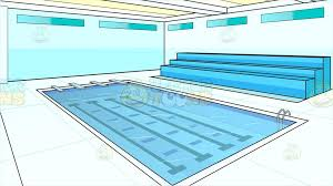Olympic Size Pool Dimensions Indoor Swimming Background Length And Width Of