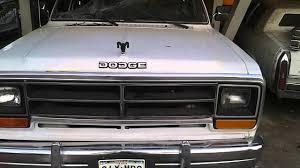 100 1988 Dodge Truck Ram D150 YouTube