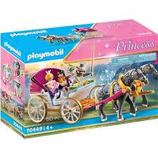 playmobil 70449 romantische pferdekutsche playmobil princess