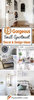 100 Small Apartments Interior Design 15 Best Apartment Decor And Ideas For 2019