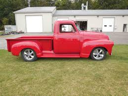 1951 Chevy Truck - Randy Colyn Restorations