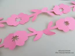 Flower Bordered Paper