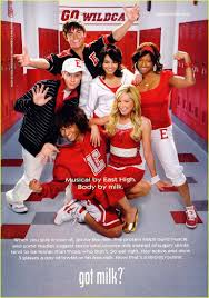 Cast Of Halloweentown High by High Musical 2 Got Milk Photo 162121 Ashley Tisdale